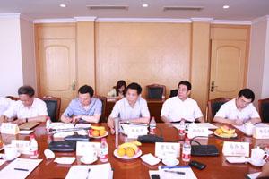 2011年全国重点平板玻璃生产企业行业形势座谈会