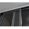 佛山8mm灰色建筑钢化玻璃