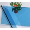 佛山中山10mm威海蓝钢化玻璃
