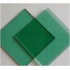 6mm佛山绿色钢化玻璃