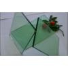 10mm禅城顺德f绿幕墙钢化玻璃