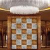 航标专业生产艺术玻璃拼镜背景墙029网吧酒吧必备全球最低价