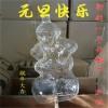 空心猴子酒瓶生肖猴子造型酒瓶玻璃猴酒瓶手工吹制酒瓶