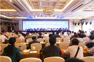 2017年中国玻璃行业年会暨技术研讨会