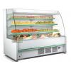 冰柜配套防雾弧形玻璃